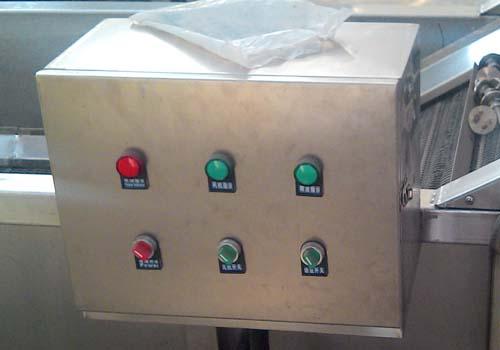 蔬菜清洗机电控箱